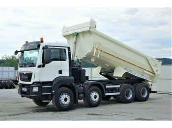Φορτηγό ανατρεπόμενο MAN TGS 35.440 Kipper 8x4* Topzustand!