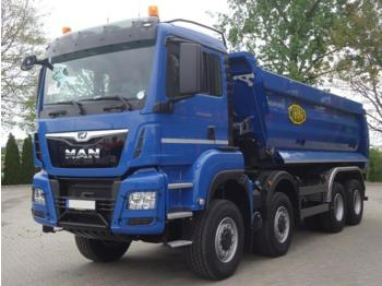 MAN TGS 35.460 - tipper