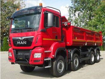 Φορτηγό ανατρεπόμενο MAN TGS 35.460 8x6 BB Kipper Meiller mit Bordmatik: φωτογραφία 1