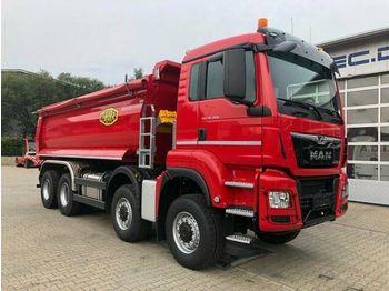 Φορτηγό ανατρεπόμενο MAN TGS 35.460 8x6 BB Muldenkipper Meiller *2019: φωτογραφία 1