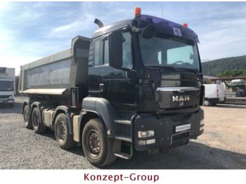 MAN TGS 35.480  - tipper
