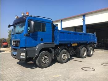 Φορτηγό ανατρεπόμενο MAN TGS 35.480 8 x 4 BB