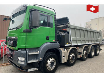 MAN TGS 35.540     10x4  - tipper