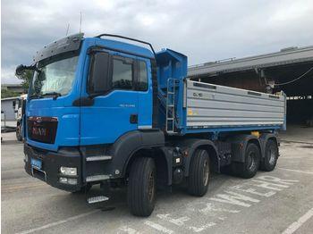 Φορτηγό ανατρεπόμενο MAN TGS 41440 8x4 BB