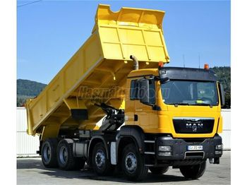MAN TGS 41.400 8x4 Billencs - tipper