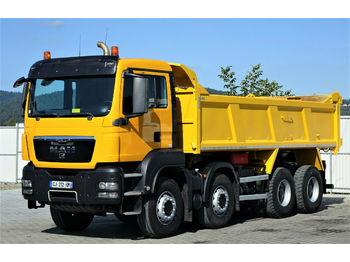 Φορτηγό ανατρεπόμενο MAN TGS 41.400 Kipper 8x4 * Topzustand!