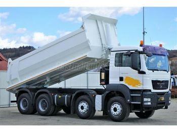 Φορτηγό ανατρεπόμενο MAN TGS 41.440 8x4 Billencs