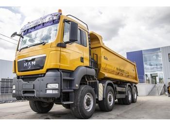 Φορτηγό ανατρεπόμενο MAN TGS 41.440 BB -8X8