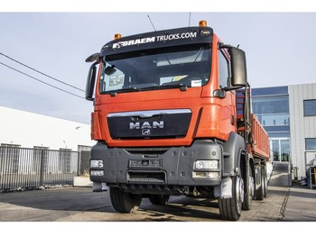MAN TGS 41.440 BB - PK 20002 - (3xHydr.- Remote C.) - tipper