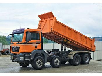 Φορτηγό ανατρεπόμενο MAN TGS 41.440 Dreiseitenkipper 5,50m *8x4* !!