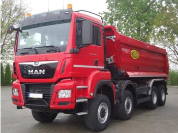 MAN TGS 41.460 - tipper