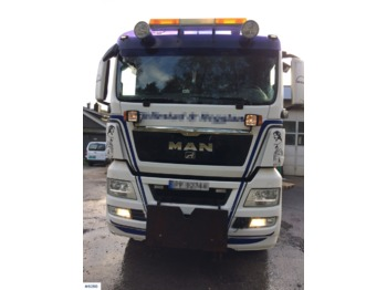 MAN TGX33.540 - tipper