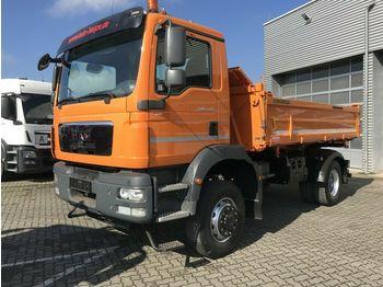 MAN TG-M 18.290 4x4 BB 2-Achs Allradkipper  - φορτηγό ανατρεπόμενο