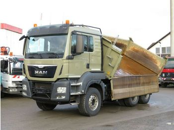 Tipper MAN TG-S 26.480 6x4 BB 3-Achs Kipper Intarder, Bordm
