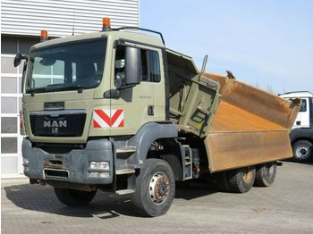Tipper MAN TG-S 26.480 6x6 BB 3-Achs Allradkipper Bordmatik