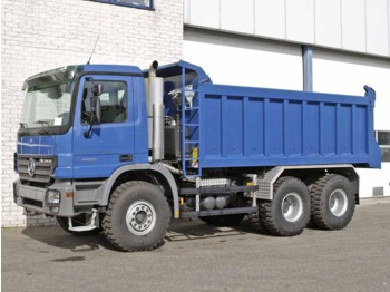 Tipper MERCEDES ACTROS 3335: picture 1