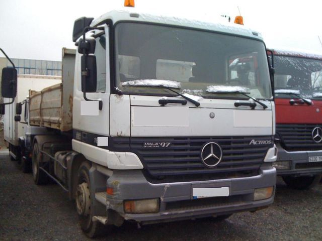 used mercedes tipper truck for sale in germany. Black Bedroom Furniture Sets. Home Design Ideas