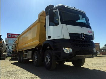Tipper MERCEDES-BENZ 2017 4142 AROCS E6 8X4 AUTO HARDOX TIPPER 20 PCS AVAILABLE