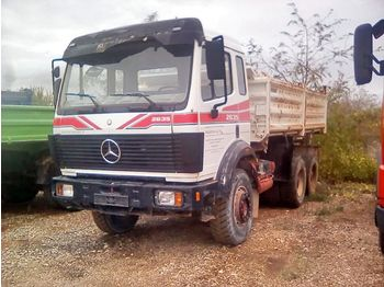 Tipper MERCEDES-BENZ 2635