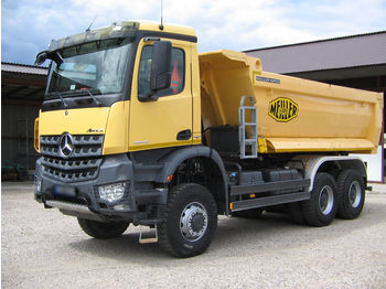 Tipper MERCEDES-BENZ 6×6 AROCS TIPPER