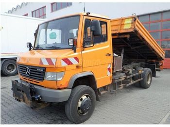 MERCEDES-BENZ 815 4x4 Billencs - tipper