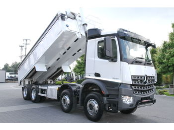 Tipper MERCEDES-BENZ 8x4 AROCS 3240 E6 TIPPER RIGHT SIDE DRIVE