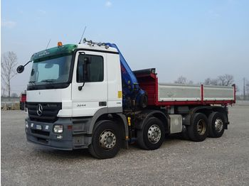 MERCEDES-BENZ ACTROS 3244 PM 22025LC - tipper
