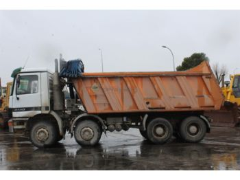 Tipper MERCEDES-BENZ ACTROS 4140