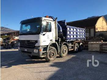 MERCEDES-BENZ ACTROS 4146 8x4 - tipper