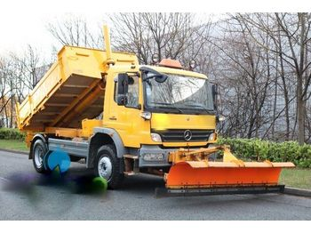 MERCEDES-BENZ ATEGO 1324 - tipper