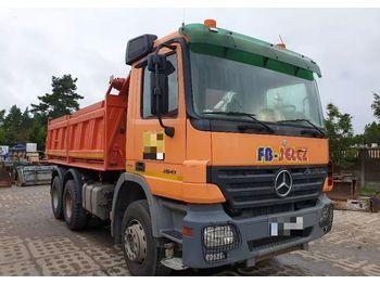 MERCEDES-BENZ Actros 2641 - φορτηγό ανατρεπόμενο