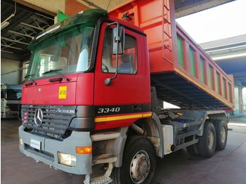Tipper MERCEDES-BENZ Actros 3340: picture 1