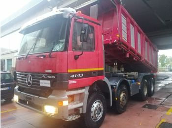 MERCEDES-BENZ Actros 4143 - tipper