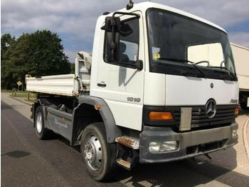 MERCEDES-BENZ Atego 1018 4x4 Billencs - tipper