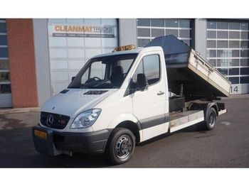 MERCEDES-BENZ SPRINTER 510 CDI kukás billencs - tipper