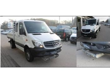 MERCEDES-BENZ SPRINTER 519 cdi 4x4 DOKA BILL - tipper