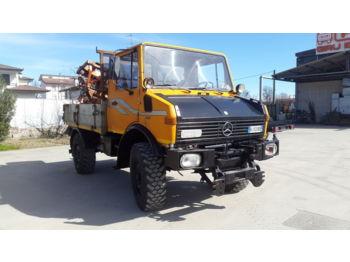 Tipper MERCEDES-BENZ Unimog 1000 424 - Truck1 ID: 2326750