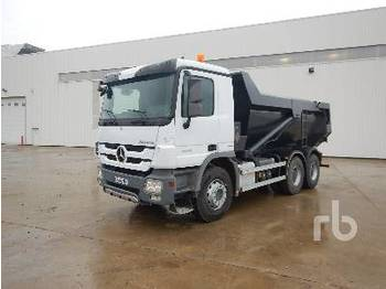 MERCED ACTROS 3341 6x4 - tipper