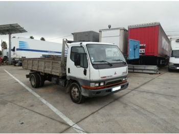 MITSUBISHI Canter FE649 Turbo left hand drive 3.9 diesel 3 way - tipper