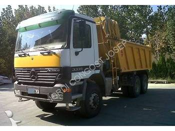 Tipper Mercedes 3335: picture 1