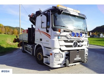 Tipper Mercedes Actros
