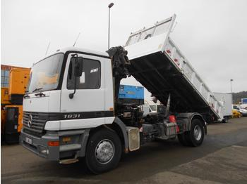 Tipper Mercedes Actros 1831