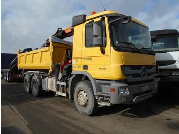 Tipper Mercedes Actros 2636