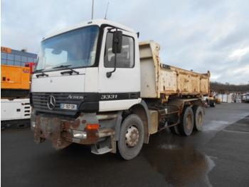 Tipper Mercedes Actros 3331