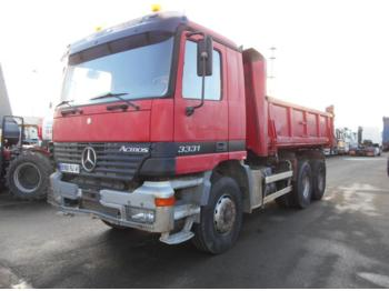 Mercedes Actros 3331 - tipper
