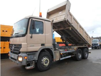 Tipper Mercedes Actros 3332