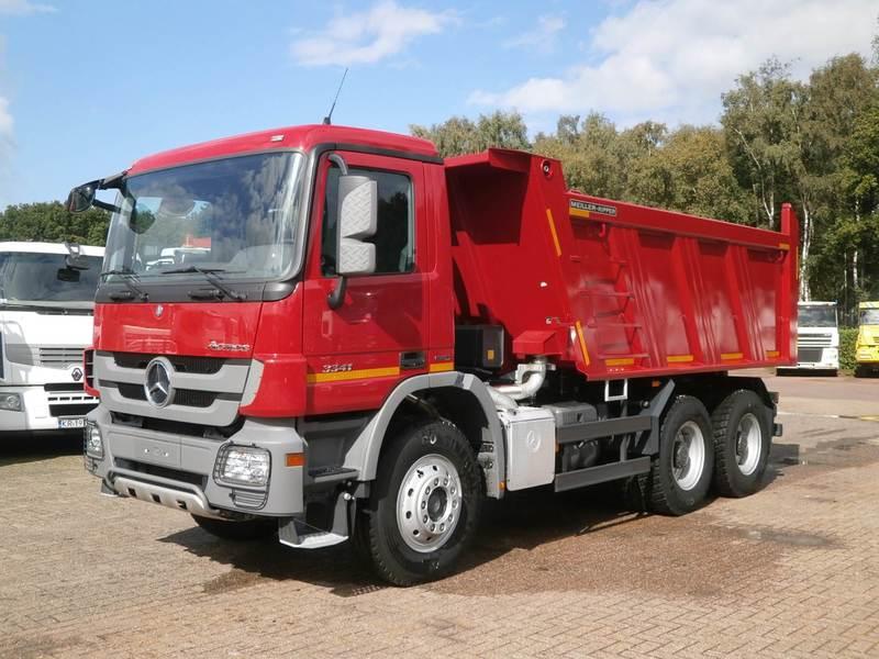 Tipper Mercedes Actros 3341 / 4041 6x4 Meiller tipper NEW/UNUSED - Truck1  ID: 3624534