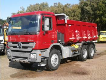 Tipper Mercedes Actros 3341 / 4041 6x4 Schmitz tipper NEW/UNUSED