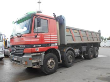 Tipper Mercedes Actros 4140