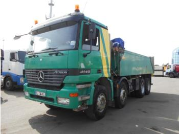 Mercedes Actros 4140 - tipper